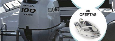 Campanha Honda Marine